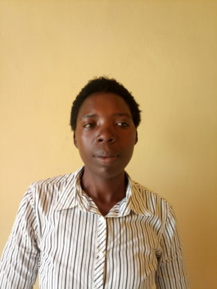 Keza Sewing School Sponsorship: LUISE, 33 years old