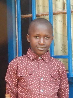 Monthly Sponsorship: PATRICK, 11 year old boy