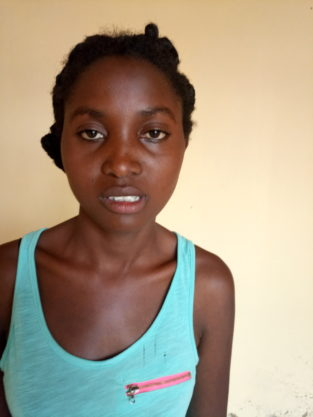 Keza Sewing School Sponsorship: IDAYA, 25 years old
