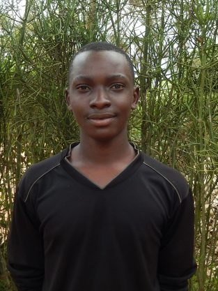 Monthly Sponsorship: ZAKARIYA, 17 year old boy