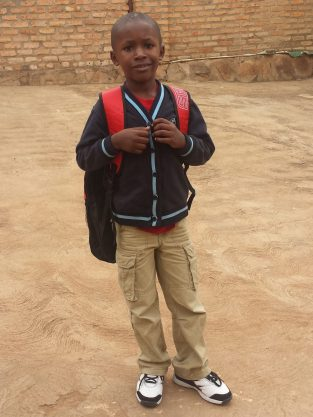Monthly Sponsorship: PATRICK, 10 year old boy