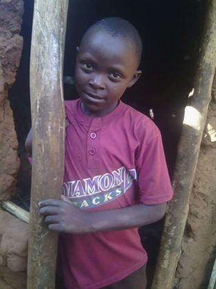 Monthly Sponsorship: Fidele (12 year old boy)