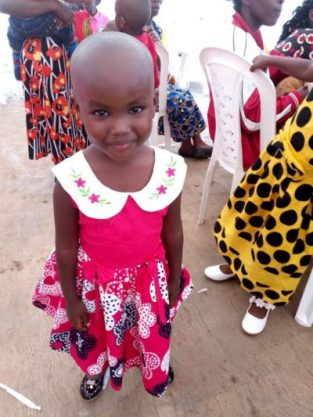 Seed donation to begin rescue work with destitute children in Uganda.