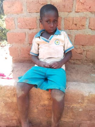 Monthly Sponsorship: BERNARD, 8 year old boy