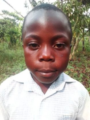 Monthly Sponsorship: FRANCIS, 9 year old boy