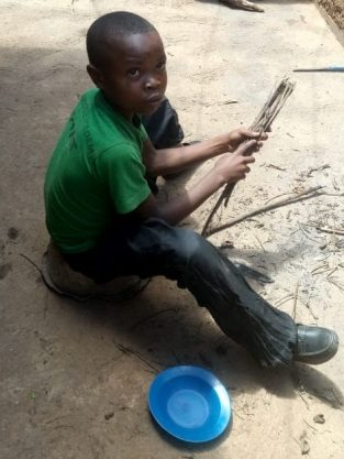 Monthly Sponsorship: HAPPY, 11 year old boy