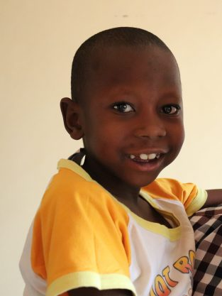 Monthly Sponsorship: ELLIE, 8 year old boy