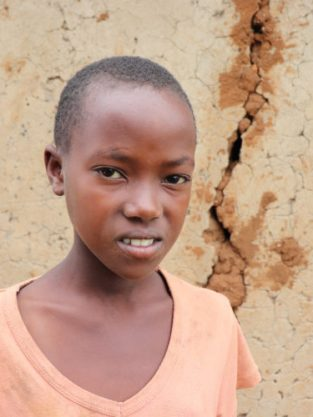 Monthly Sponsorship: FABIOLA, 11 year old girl