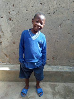Monthly Sponsorship: ELLIE, 8 year old boy