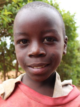 Monthly Sponsorship: JOSHUA, 8 year old boy