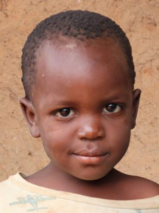 Monthly Sponsorship: LILIANE, 2 year old girl