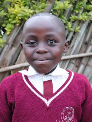 Monthly Sponsorship: PRINCE, 6 year old boy