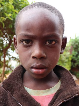 Monthly Sponsorship: YASIPI, 6 year old boy